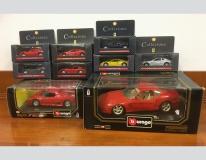 Collezione modellini Ferrari